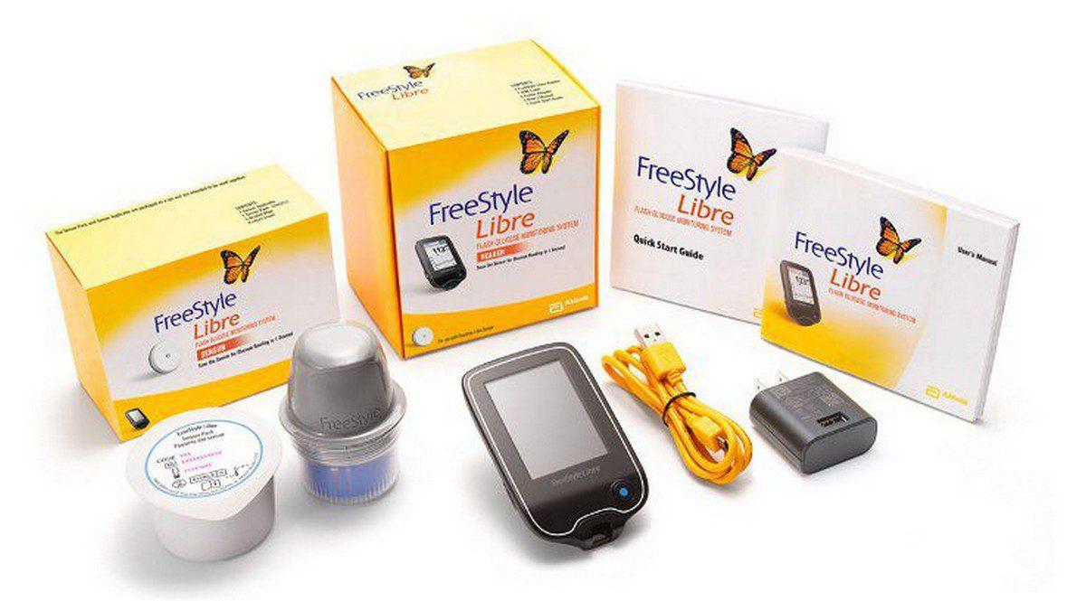 Система моніторинга рівня глюкози для дитини